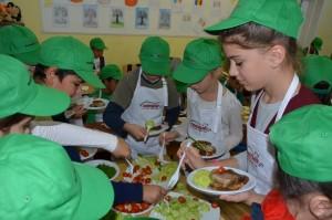 Ziua Internationala a Alimentatiei Scoala Utvin - octombrie 2015